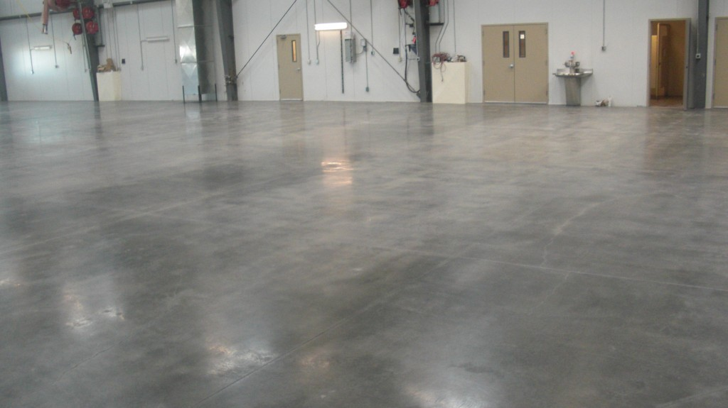 Image of Polished Concrete Flooring in Minneapolis, MN