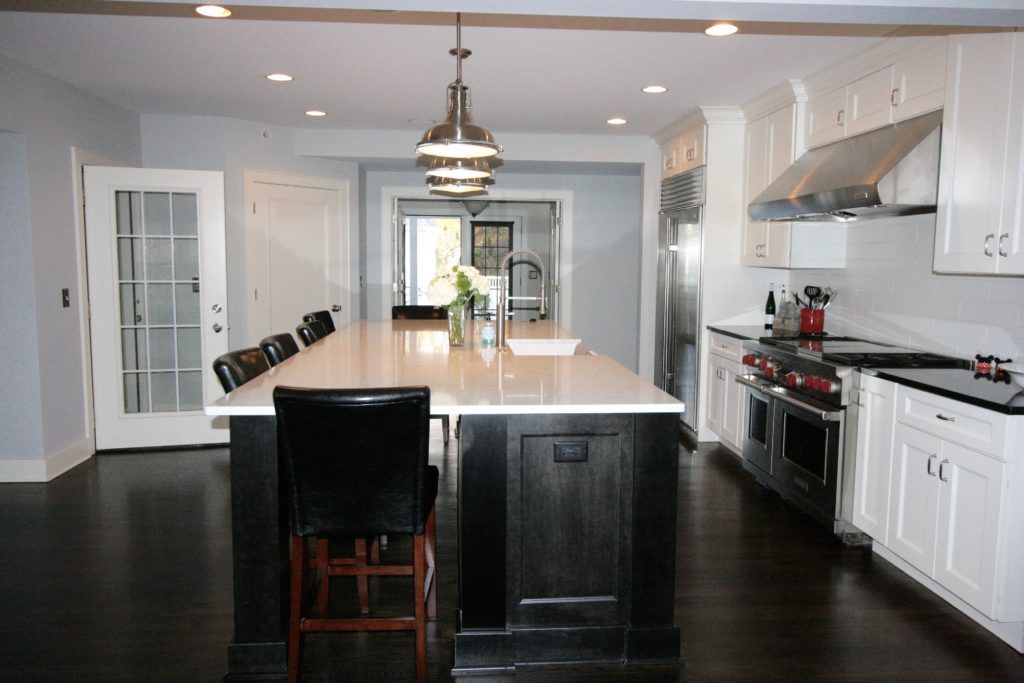A Nice Kitchen Remodel Project