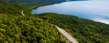 circle tour can be viewed in your vacation rental on lake superior